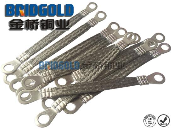 Installation Specification of Bridgold Copper Braided Bonding Jumper