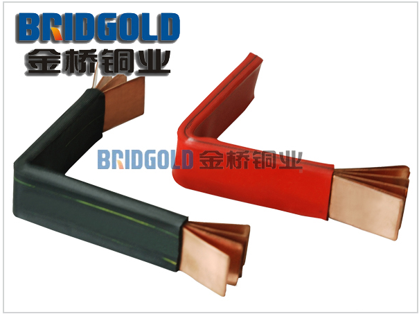 Factory Customization BRIDGOLD Flexible Insulation Copper Busbar 3