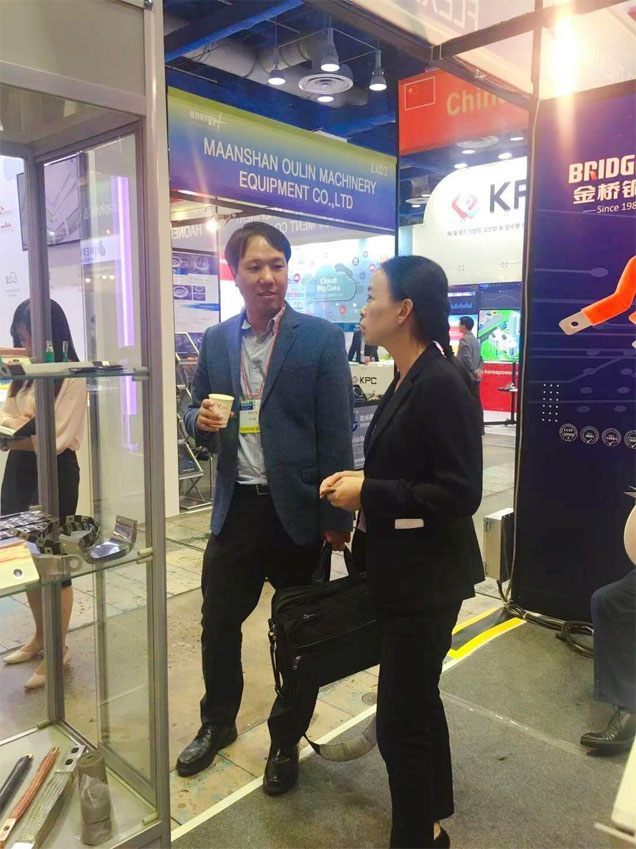 3-Focus on Korea Inter Battery Show to See BRIDGOLD Intelligent Transformation