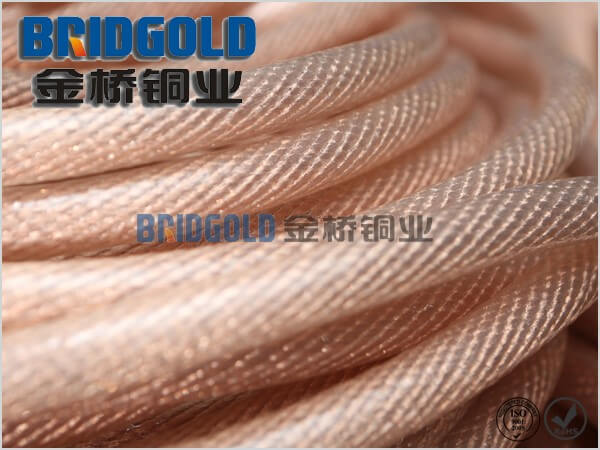 Insulated Bare Stranded Copper Wire 1