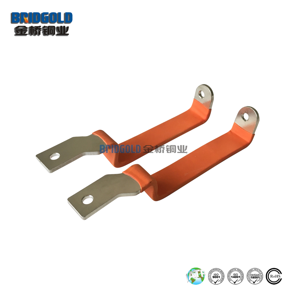 Insulation Battery Copper Laminated Flexible Connector